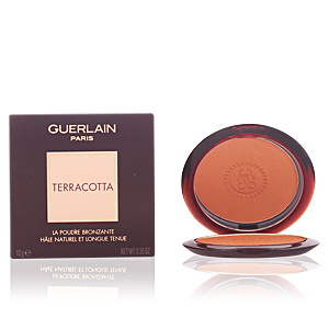 TERRACOTTA bronzing powder #07-fonce dore 10 gr