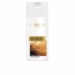 AGE PERFECT leche desmaquillante piel madura 200 ml