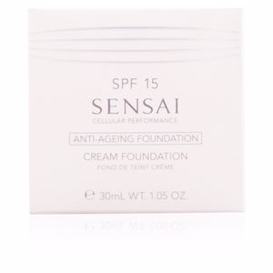 SENSAI CP cream foundation SPF15 #cf-13 30 ml