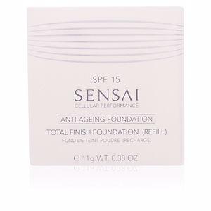 SENSAI CP TOTAL FINISH anti-ageing foundation refill#24 11gr