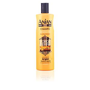 ORO LÍQUIDO champú con aceite de argán 400 ml
