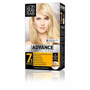 LLONGUERAS COLOR ADVANCE hair colour #10 rubio muy claro acl
