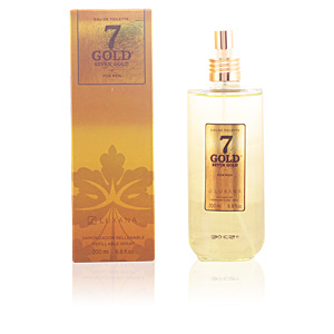 SEVEN GOLD edt vaporizador 200 ml