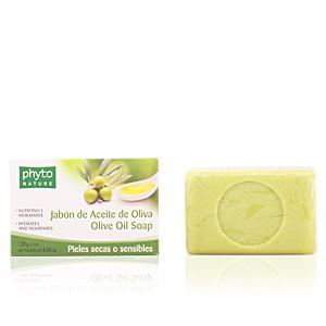 PHYTO NATURE pastilla jabón aceite de oliva 120 gr