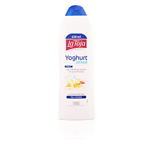 GEL DUCHA yoghurt griego 650 ml