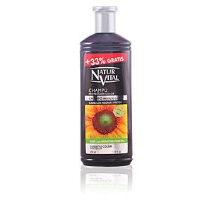 CHAMPU COLOR negro 300+100 ml