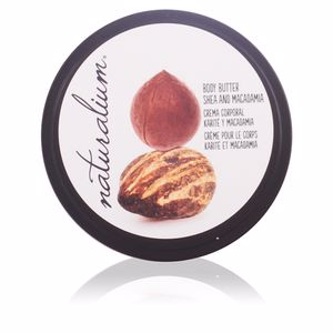 SHEA & MACADAMIA body butter 200 ml