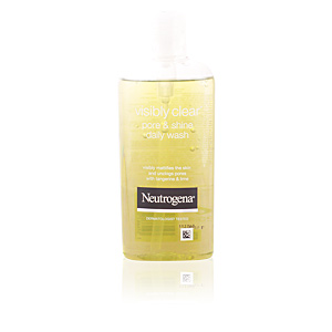 VISIBLY CLEAR pore & shine daily wash 200 ml