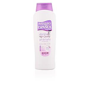 VITAMINA E gel de baño 1000 ml
