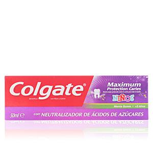 NIÑOS máxima protección anticaries pasta dentífrica 50 ml