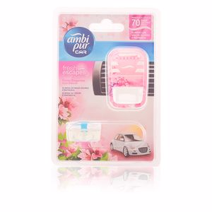 AMBIPUR CAR ambientador aparato + recambio #for her 7 ml