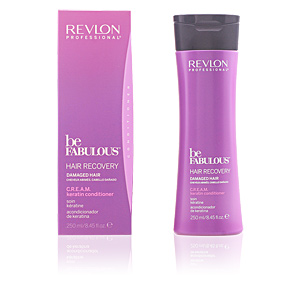 BE FABULOUS hair recovery cream conditioner 250 ml
